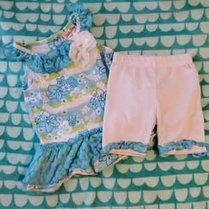 Little Lass summer outfit
